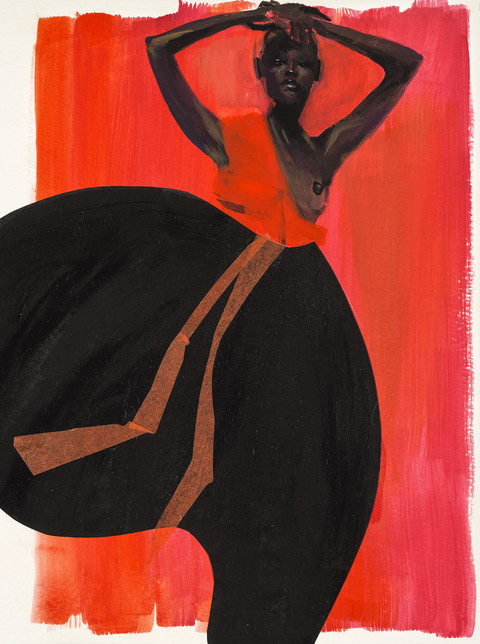 Jacqueline Ostermann, Red Pulse (2018)
